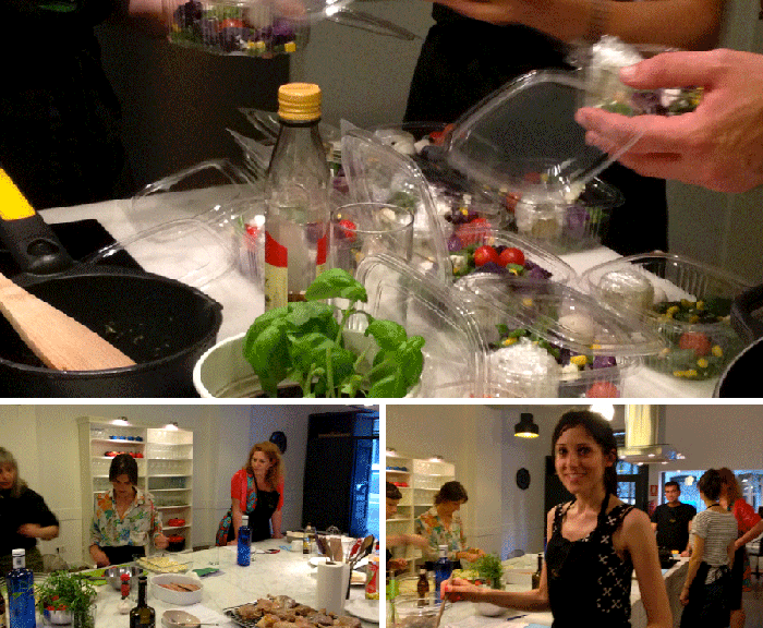 La patente cursos de cocina en la escuela de lo cotidiano - Taller cocina barcelona ...