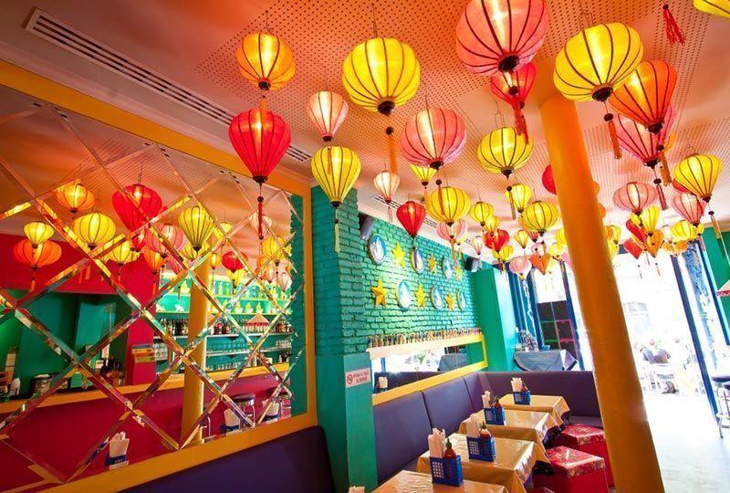Bun bo vietnam el colorido restaurante vietnamita del raval - Restaurante vietnamita barcelona ...