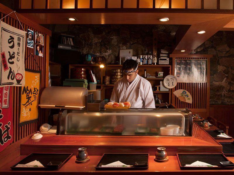 Tokyo sushi el restaurante japon s m s antiguo de barcelona - Restaurante tokyo barcelona ...