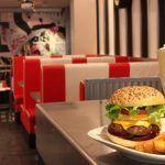 [CERRADO] Big J's Burger, una hamburguesería de los 50 en Barcelona