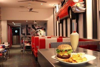 hamburguesería Big J Burger Barcelona
