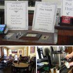 Una cafetería donde tú eliges si pagas… o no, es el negocio de la honradez