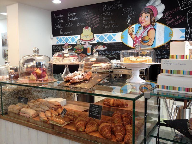 Giulietta caf desayunos en un lugar perfecto para ir con for Como montar una cafeteria