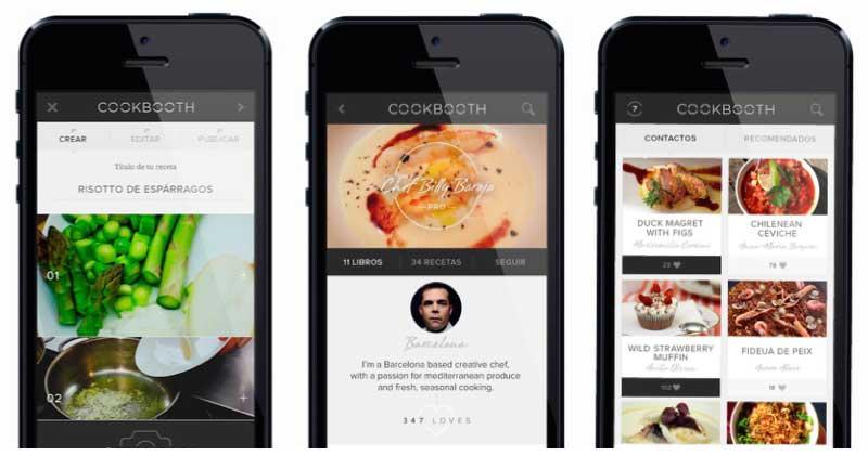 cookbooth-aplicacion-gastronomica
