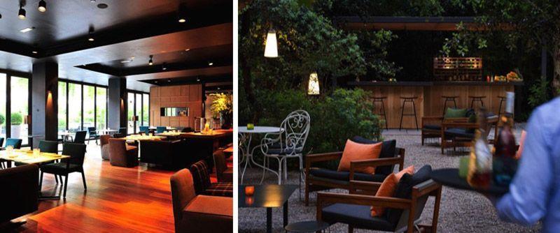 5 restaurantes rom nticos en barcelona para san valent n for Restaurant o jardin
