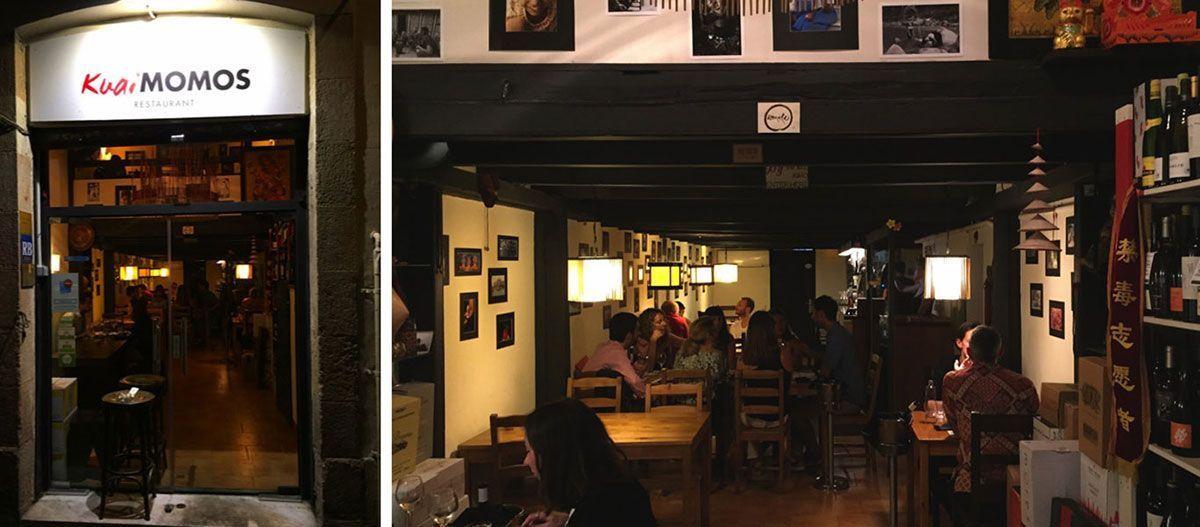 Kuai momos un restaurante para viajar por asia en barcelona - House doctor barcelona ...
