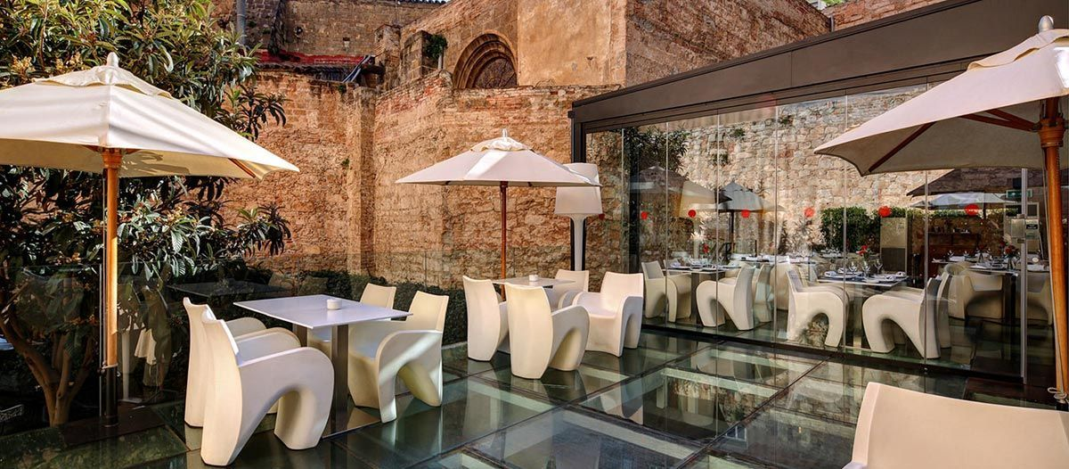 Los mejores restaurantes con terraza en barcelona planazo for Restaurantes con terraza madrid