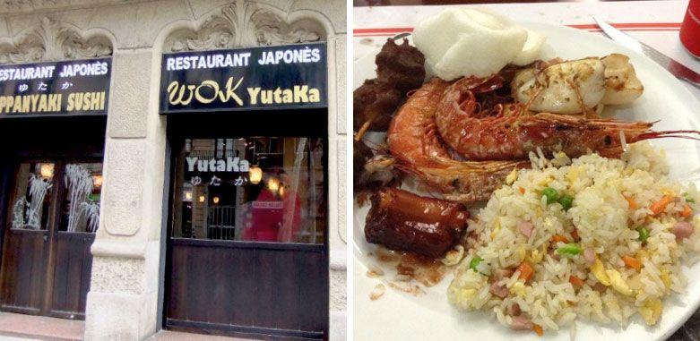 Restaurantes japoneses buffet libre en Barcelona (Y Por ...