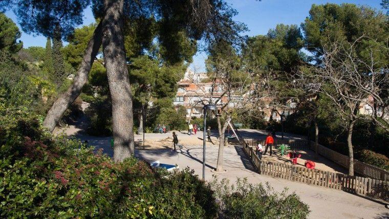 parc del turo sitios picnic barcelona